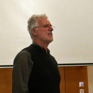 """Vortrag """"Südeuropa: eine etwas andere Pilzwelt"""" von Markus Wilhelm"""
