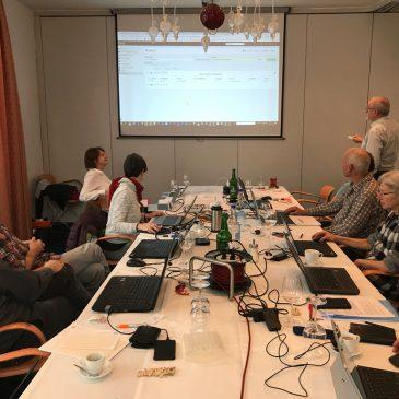 """3. Workshop """"DNA-Bestimmung"""" unter der Leitung von Dr. Bernhard Oertel"""